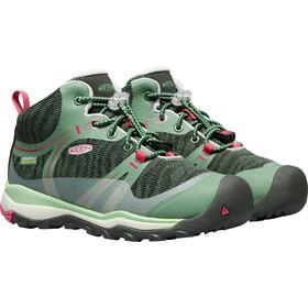Keen Terradora WP Mid Shoes Barn duck green/quiet
